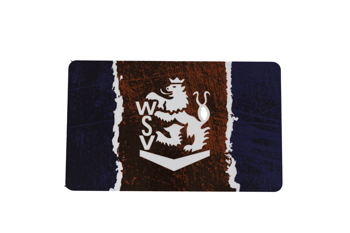 WSV-Frühstücksbrettchen Löwe