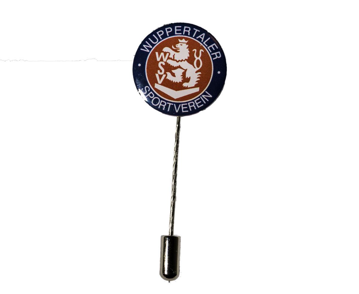 Anstecknadel Wappen rund