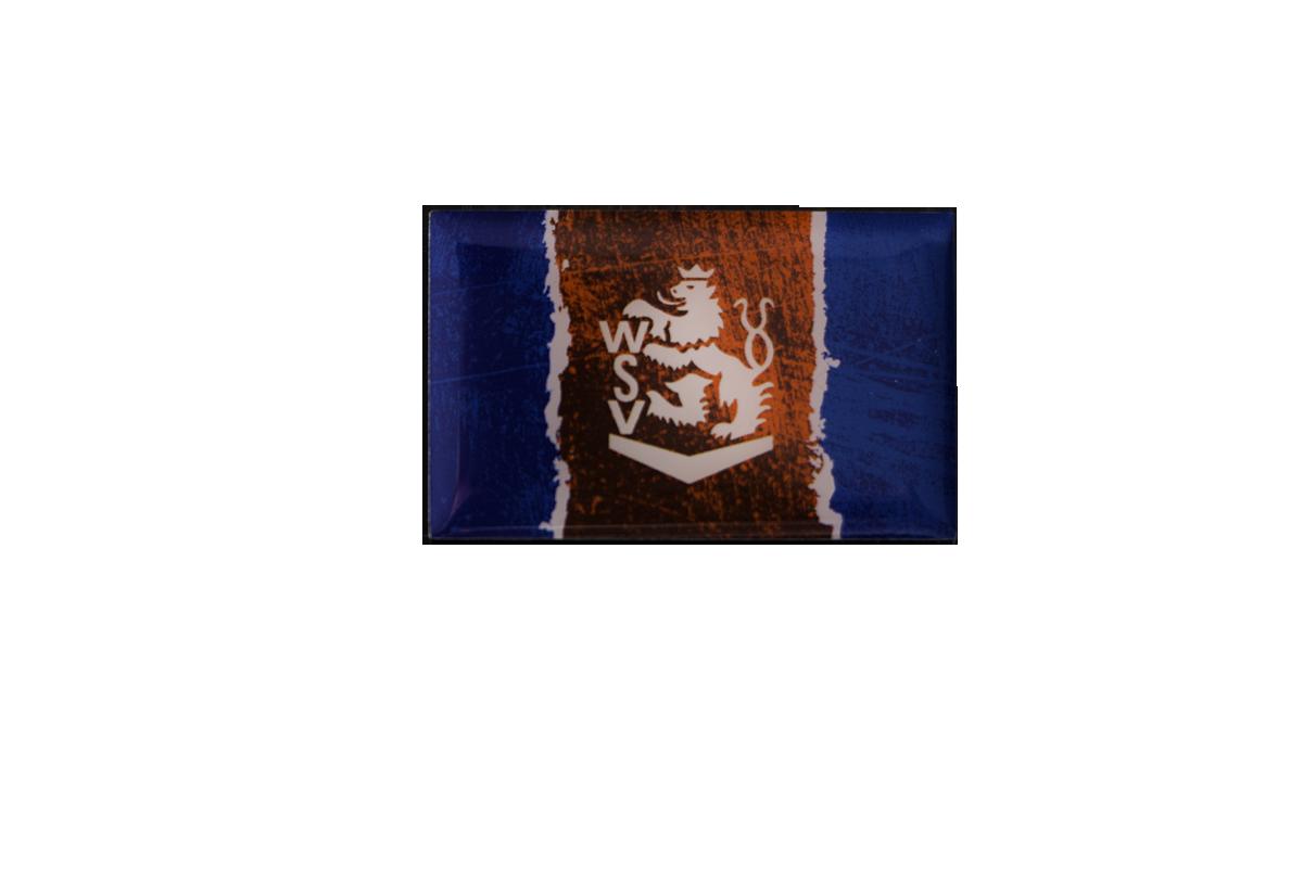 Pin WSV-Wappen Löwe