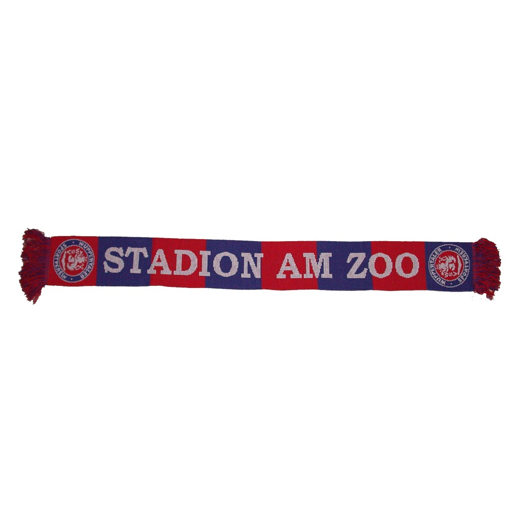 """Fanschal """"Stadion am Zoo"""""""
