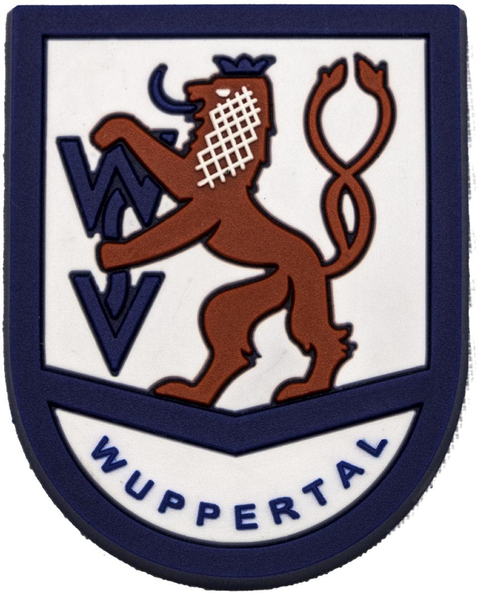 WSV-Magnet Kunststoff Traditions-Wappen