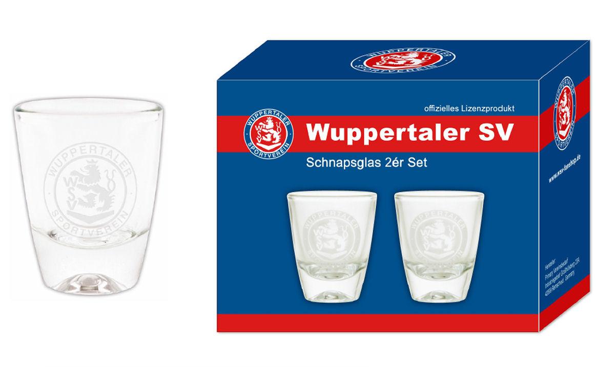 Schnapsgläser WSV 2er-Set