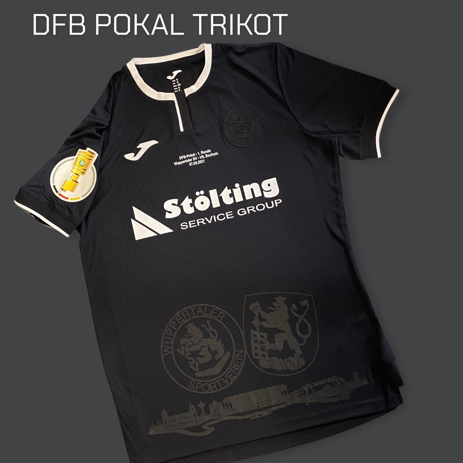 DFB-Pokaltrikot 2021/2022