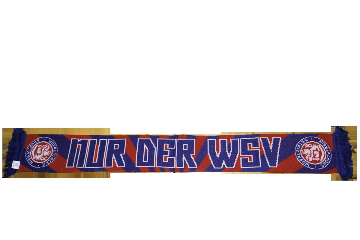 """Fanschal """"Nur der WSV"""""""