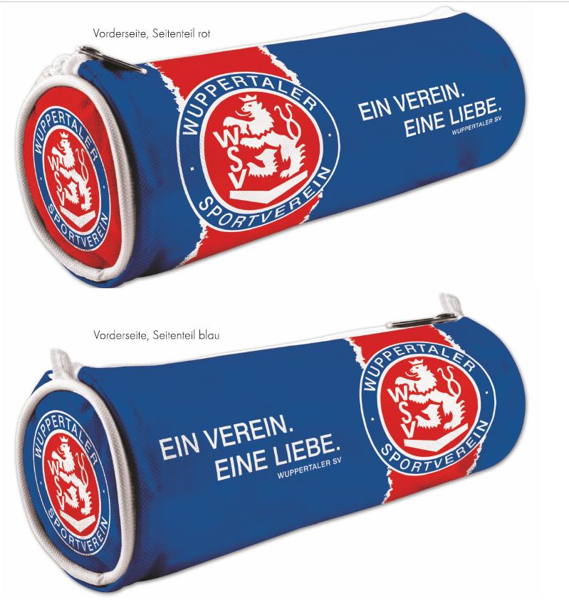 """Schlampermäppchen """"Ein Verein - eine Liebe - Wuppertaler SV"""