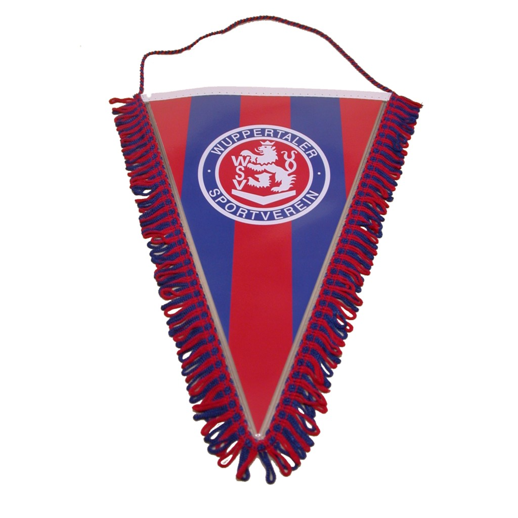 Wimpel Wuppertaler SV